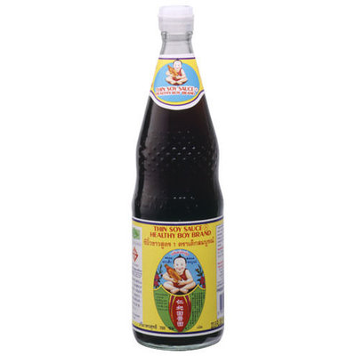 Healthy Boy Brand Thin Soy Sauce 300ml