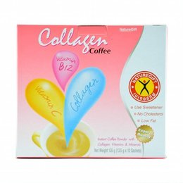 Nature Gift Collagen Coffee 135gr ( 10 Sachets)