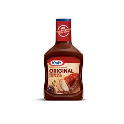 Kraft Kraft Original Barbeque Sauce 18oz (510gr)