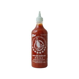 Sriracha Chillisaus (No MSG) 455ml
