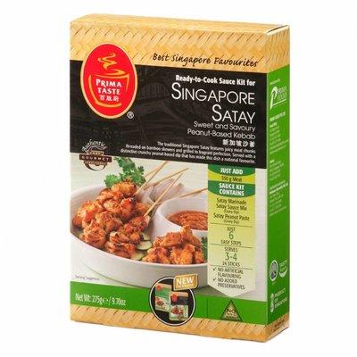 SINGAPORE SATAY - Prima Taste