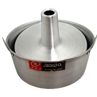 Chiffon/sponge cake baking tin 26 cm Aluminum - Jawa