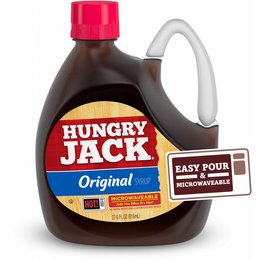 Hungry Jack Syrup 816ml Original