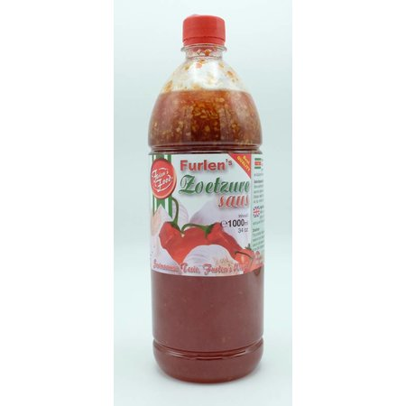 Furlen Zoetzure saus 1 liter