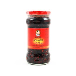 Laoganma peanuts in chilli oil 275g