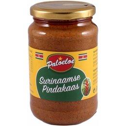 Paloeloe Surinaamse Pindakaas 375 gram