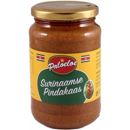 Paloeloe Surinam Peanut Butter 375 grams