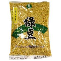 Golden chef mung bean, peeled split 400 gram
