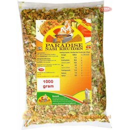 Paradise fried herbs 800gr