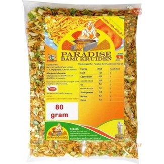 Paradise Bami spice 80 grams