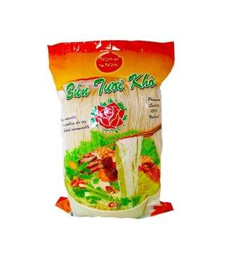 Rice noodles Bun Tuoi Kho 400 grams Ngon Ngon