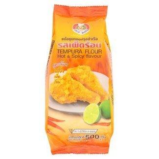 Tempura flour hot & Spicy 500 gram