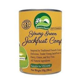 Young green jackfruit confit 510 gram