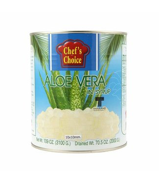 Aloe Vera in syrup - Chef's Choice 300g