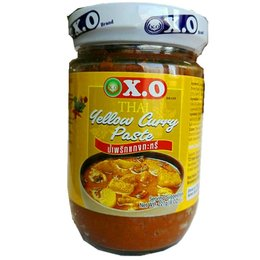 Thaise Gele Curry pasta - X.O