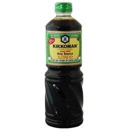 Kikkoman Soy sauce 1 liter less salt