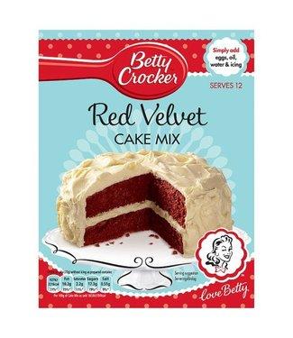 Betty Crocker Red Velvet Cake Mix, 450g