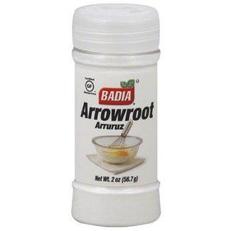 Badia Badia Arrowroot arruruz 56,7g