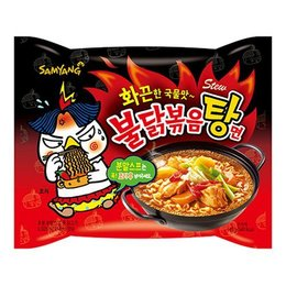 Sam Yang instant noodle Hot Chicken Stew 5-packs