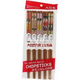 Special wooden chopsticks