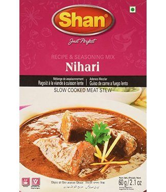 Shan Nihari 60g seasoningmix