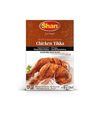 Shan Chicken Tikka 50g BBQ mix