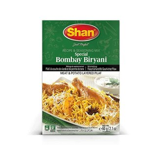 Shan Bombay Biryani 60g