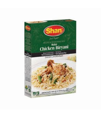 Shan Chicken Biryani 60g