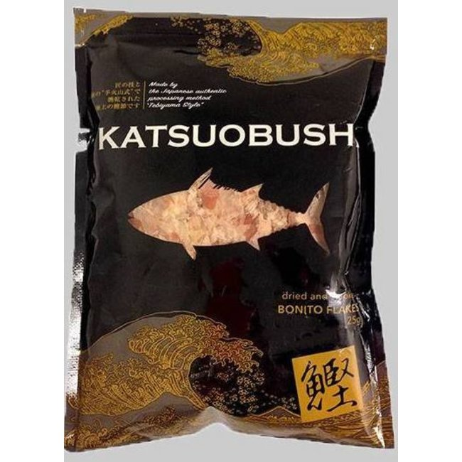 Katsuobushi bonito vlokken 25 gram