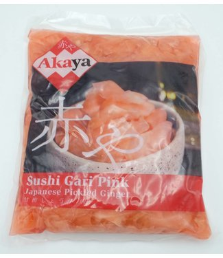 Akaya Pickled ginger 1 kg