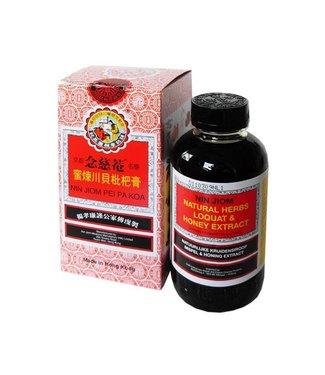 Nin Jiom Pei Pa Koa Natural Herbs Loquat & Honey 300ml