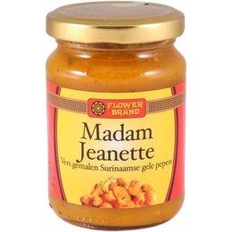 Madan Jeanette sambal Yellow 200 g Flowerbrand