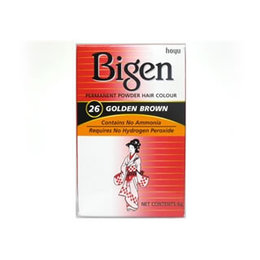 Bigen Hair dye 26 Gold Brown
