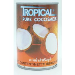 Tropical Pure kokosmelk 400ml