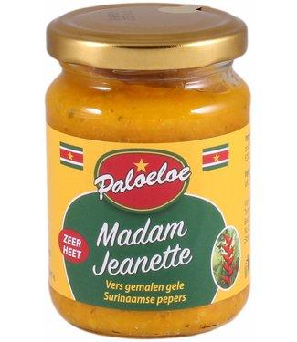 Paloeloe Madam Jeanette Geel sambal - Zeer heet!