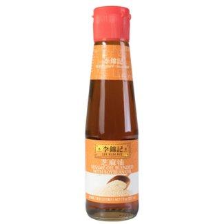 Lee Kum Kee Sesame oil blended with soy oil 410 ml