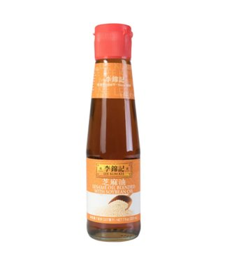 Lee Kum Kee Sesamolie gemengd met sojaolie 410 ml