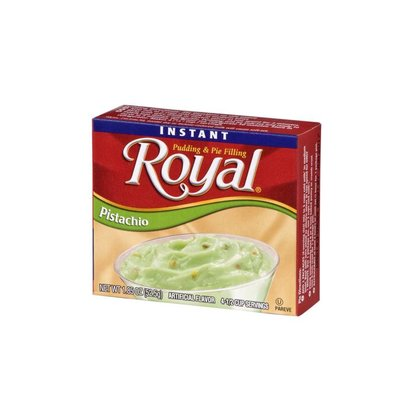 Royal Royal Pistachio pudding