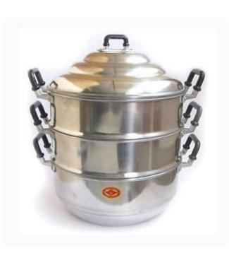 Aluminium Steam pot 28 cm