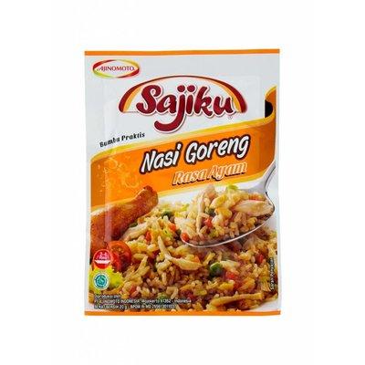 Sajiku Nasi Goreng rasa ayam kruidenmix