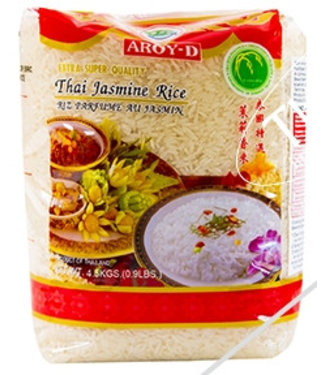 Aroy-D Thai jasmine rice 4,5 kg