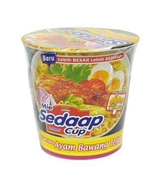 Mie Sedaap Cup ayam bawang tellur smaak