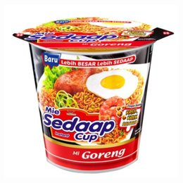 Mie Sedaap Cup Mi Goreng flavour