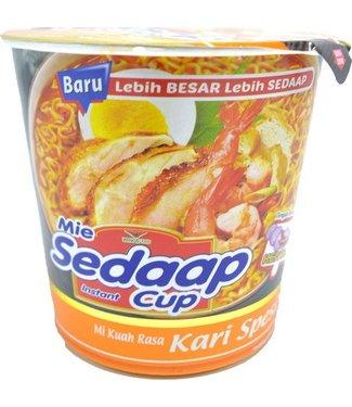 Mie Sedaap cup Kari Spesial flavour