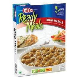 Gits Chana Masala 300g ready meal