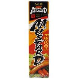 S&B Hot Mustard Paste 43 g