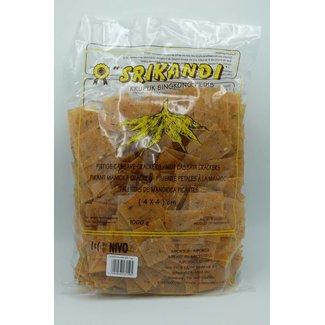 Srikandi cassave-crackers 1000 g