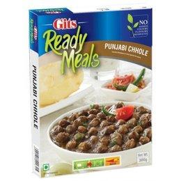 Gits Punjabi chhole ready meal