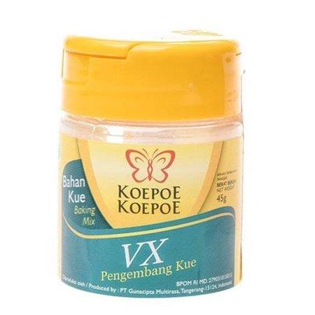Koepoe Koepoe VX-bakmix