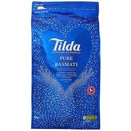 Tilda Pure Basmati rice 10 kg